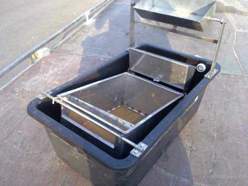 Инкубационный аппарат «Осетр»