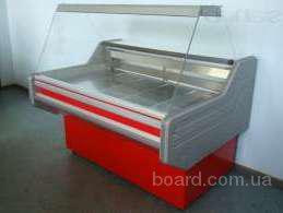 Бу холодильная витрина Cryspi для магазинов, торговых прилавков