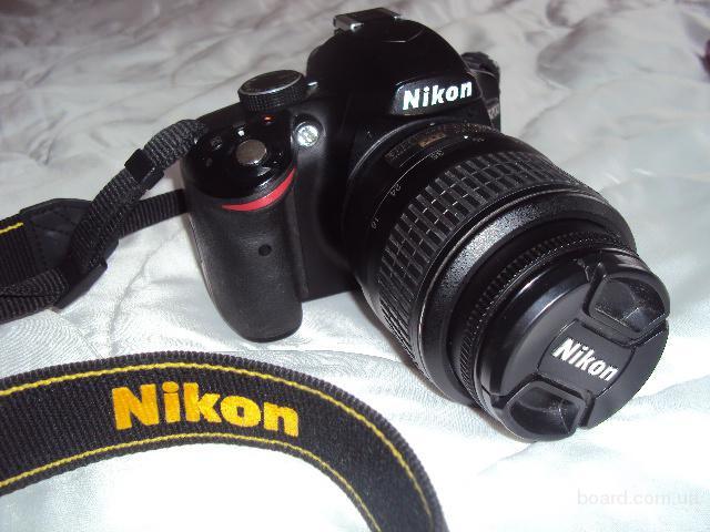 Фотоаппарат Nikon D3200 kit + 18-55VR