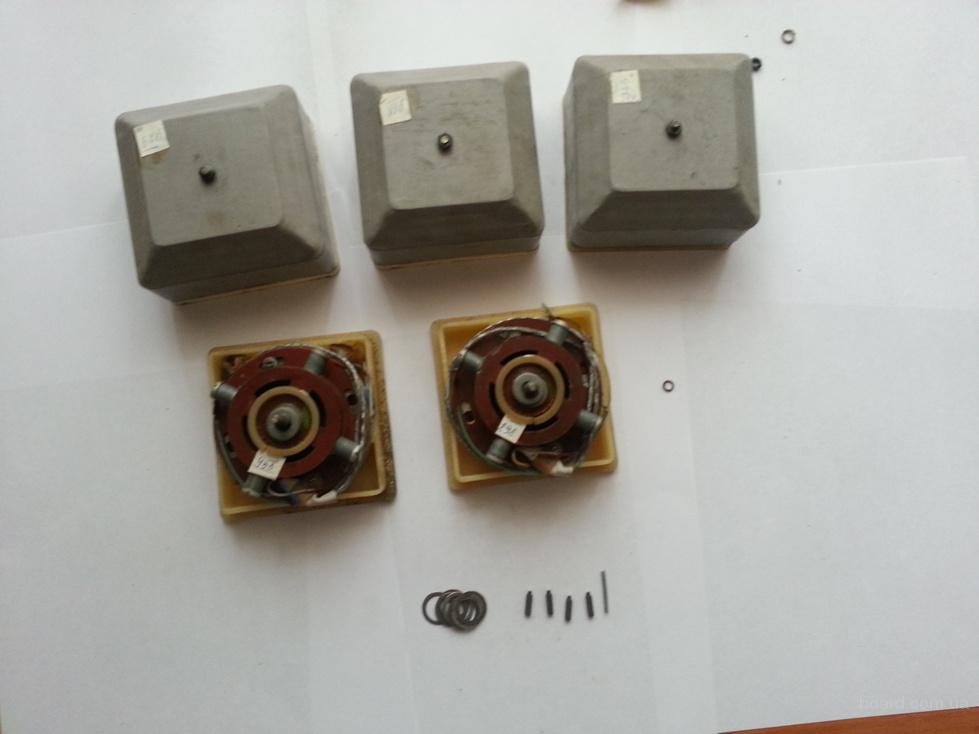 Продам тахогенераторы  -ТП75-20-02 с хранения состояние новых в коробках с Зипом   -50шт -ТП80-20-02 с хранения состояние новых в коробках с Зипом