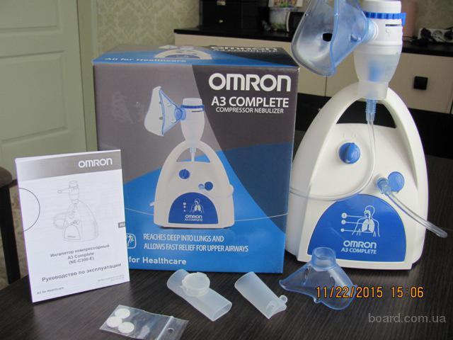 інгалятор компресорний Омрон А3 за 1800 грн