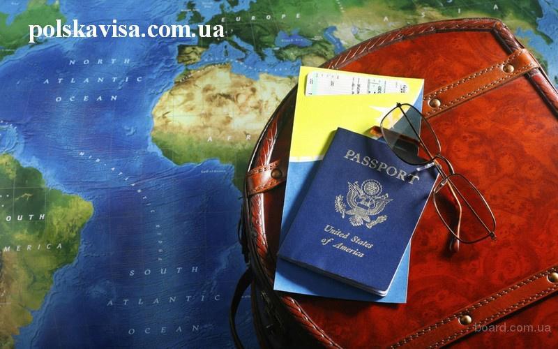 Польская виза от 139 евро