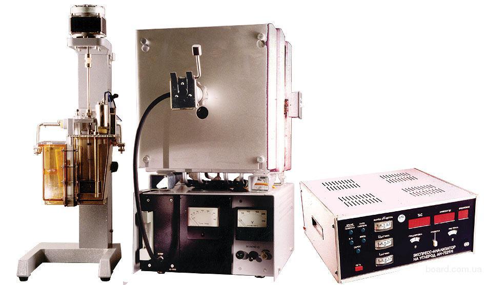 Анализатор на углерод АН-7529