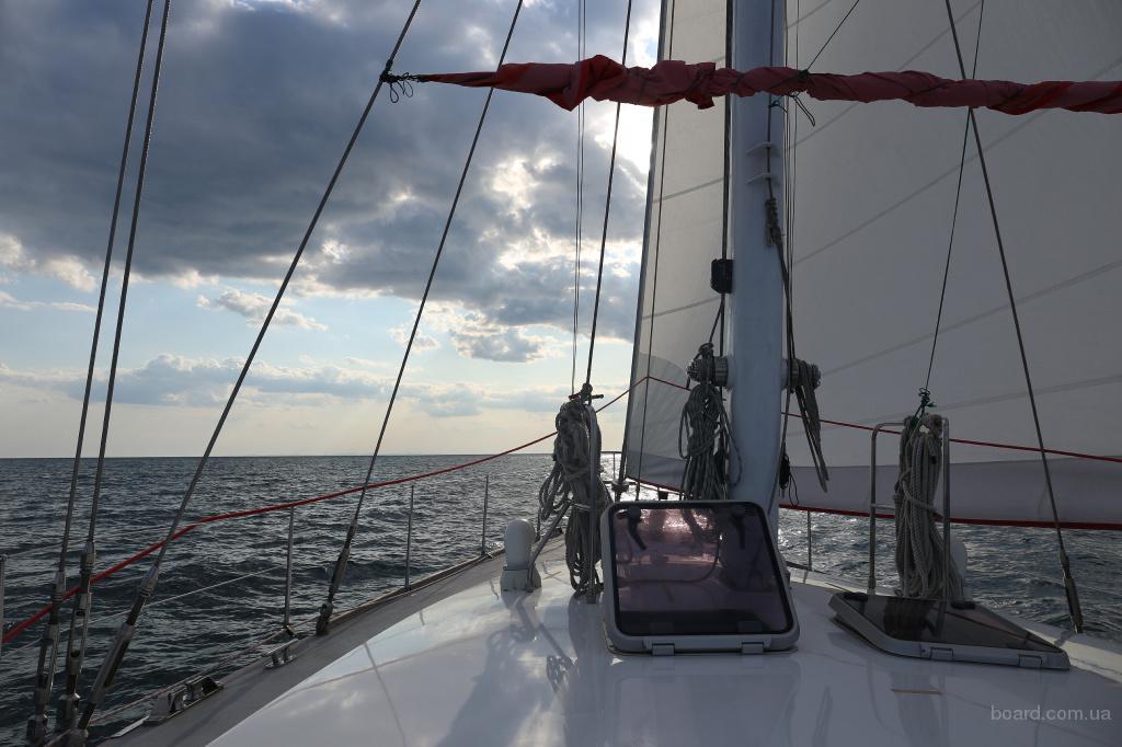 Круиз на яхте в Трою