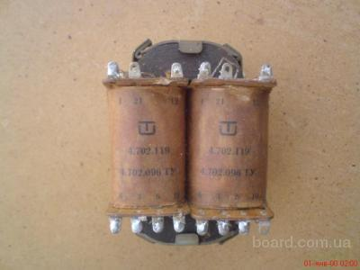 Трансформатор ТС-40-4