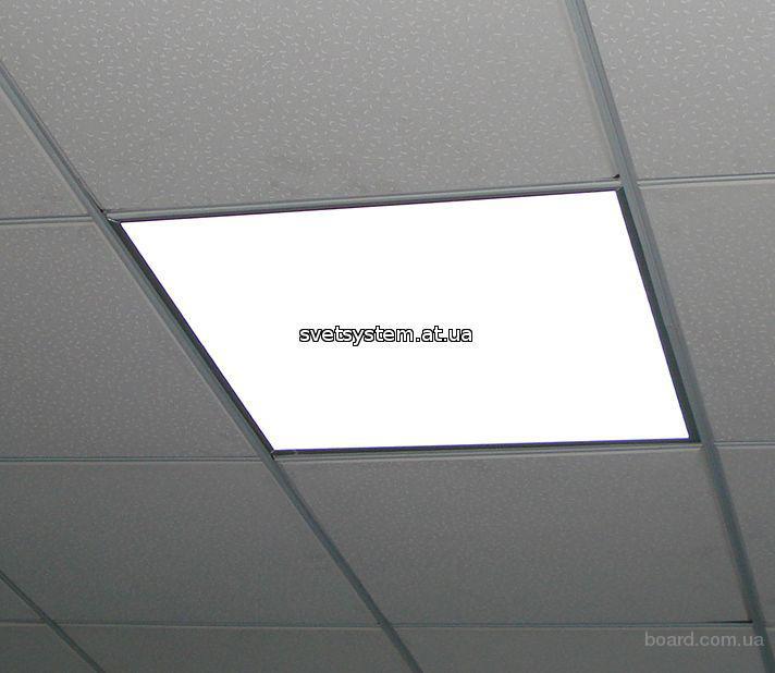 Светодиодная панель, светильник 600х600