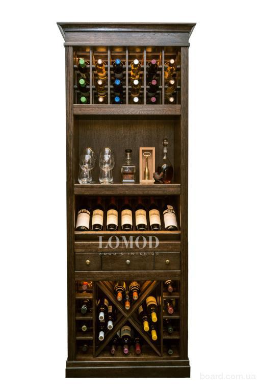 Шкаф для вина Тироль