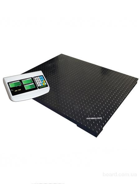 Весы платформенного типа Jadever JBS-700Р (10х10)