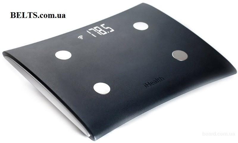 Купить.Новые весы iHealth HS5, Айхилз (iPhone / iPad)