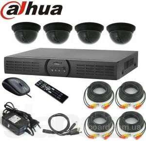 Установка, монтаж и обслуживание систем видеонаблюдения.