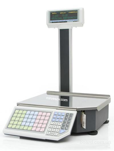 """Весы с печатью этикетки """"Штрих-принт M"""" v. 4.5 (2 Мб)"""