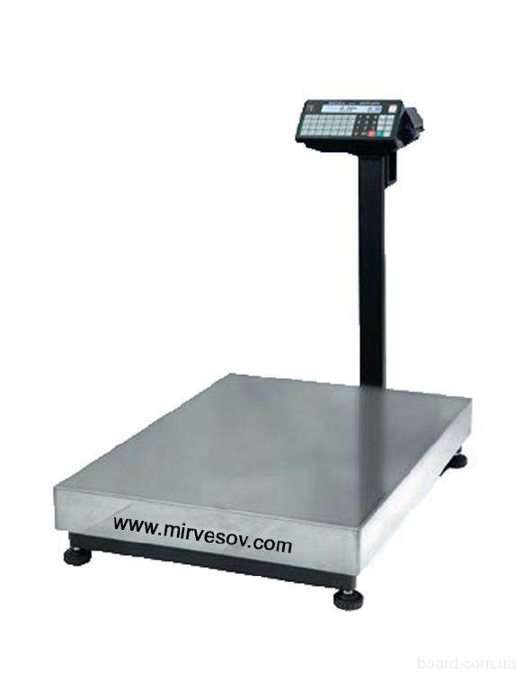 Весы с печатью этикетки ТВ–M P3