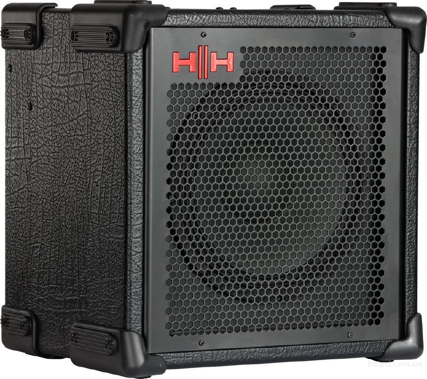 Срочно продам комбоусилитель для бас-гитары HH SB60