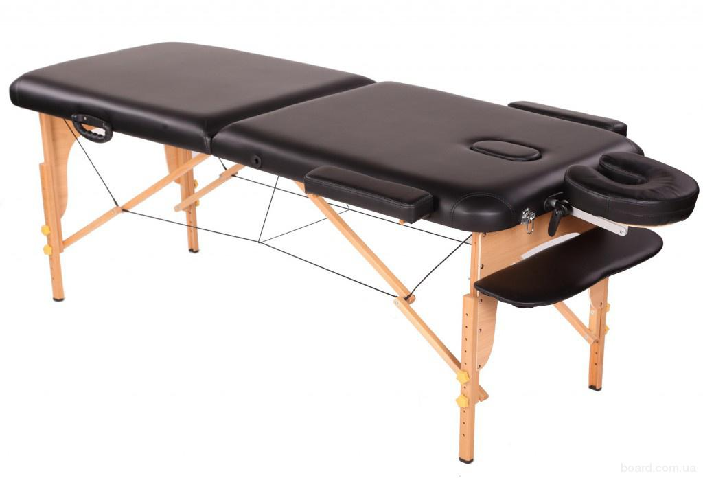 Стол массажный складной деревянный  Miracle Plus
