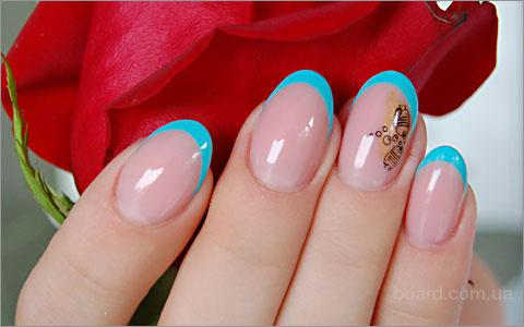 Курсы маникюра-педикюра, наращивание, худ.росписи и дизайна ногтей гель - лаками