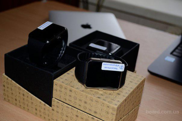 Smart Watch GT08,Бесплатная доставка.Наложенный платеж.Украина