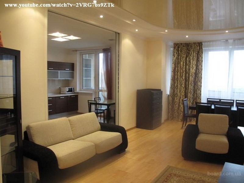 Аренда 3-комнатной квартиры на Щорса, 32 Б., 145 кв.м.
