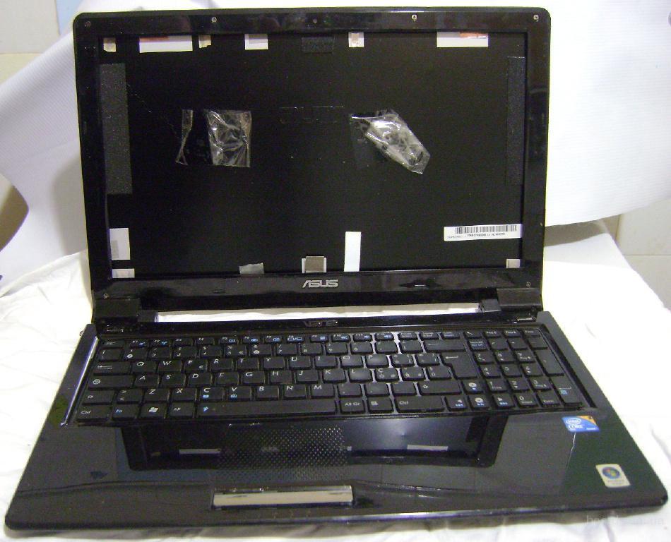 Запчасти на ноутбук Asus UL50A (UL50AG-XX003C)