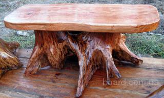 Продам стол деревянный,скамейки,стулья из дерева