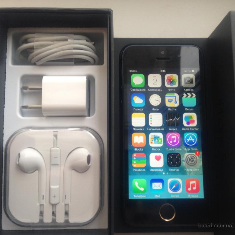 Apple iPhone 5 64 gb Neverlock