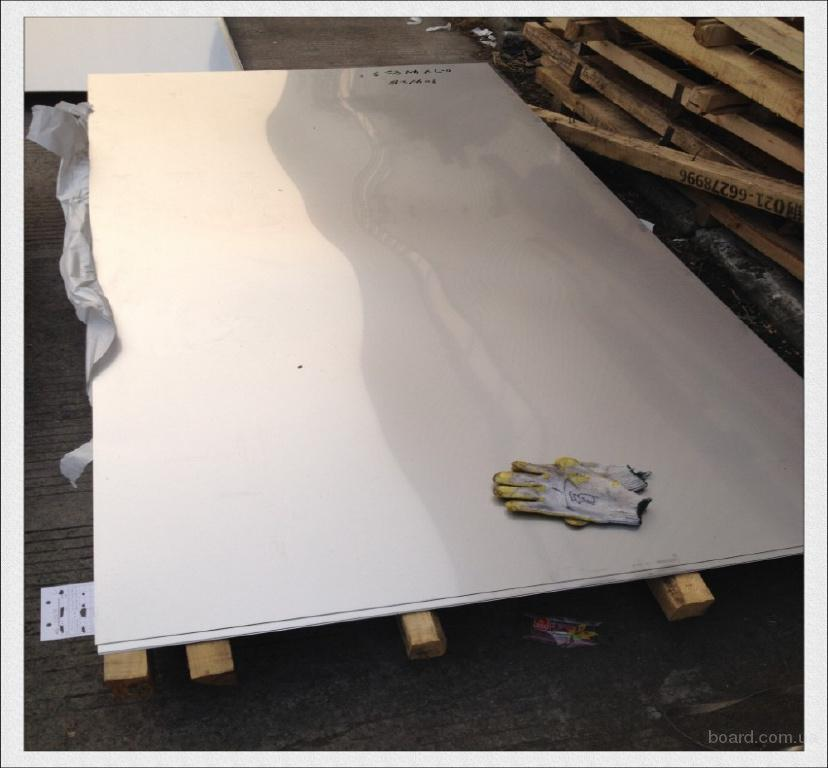 Лист алюминиевый 2,5мм размер 2,5х1000х1320  мм марка АМг5. остаток