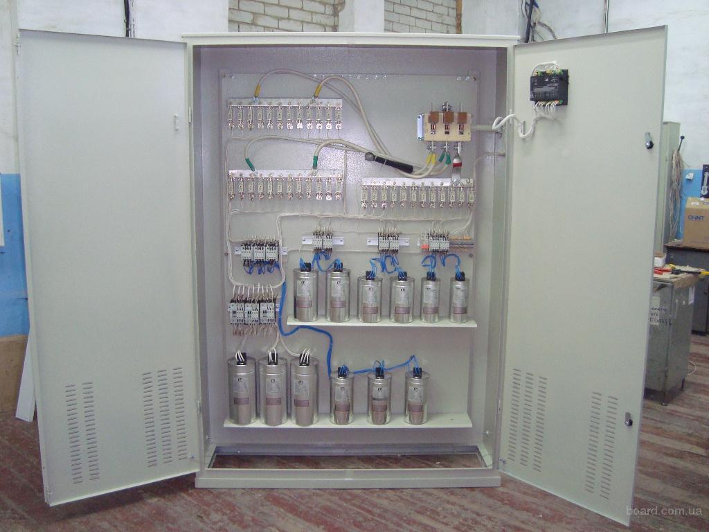 Производство конденсаторных установок