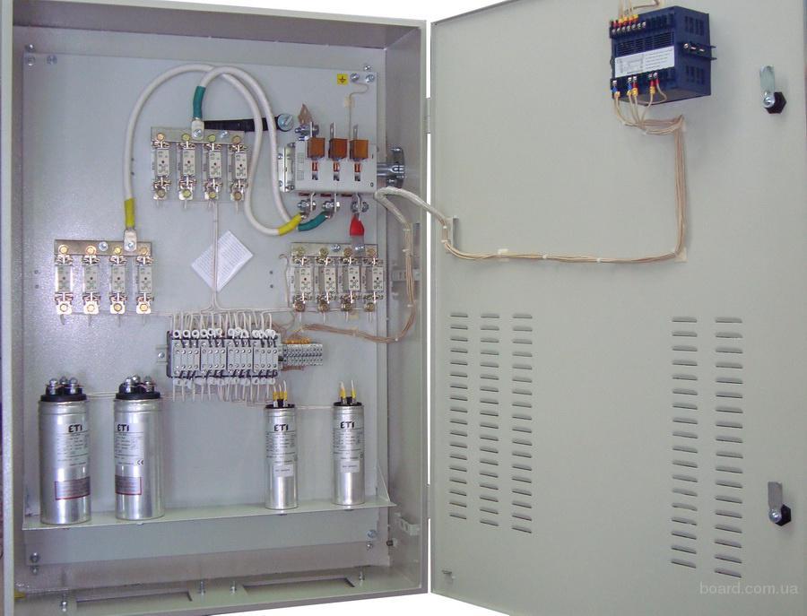 Автоматическая конденсаторная установка