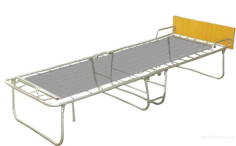 Раскладушка(в т.ч.детские):ламелевые,сеточные и тканевые,кровать армейские (1-2-ярусные)