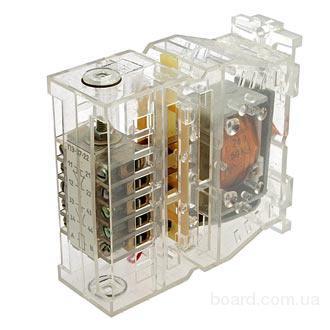 Реле промежуточное электромагнитное ПЭ-37-22;42;44;80