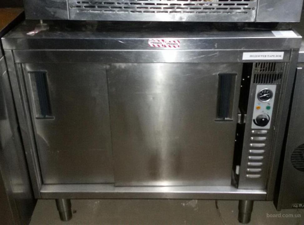 Продам бу тепловой стол для подогрева посуды
