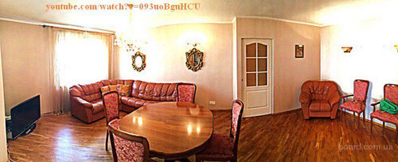 Аренда 3-х комн квартиры. 90 кв.м (Ахматовой, дом 5)