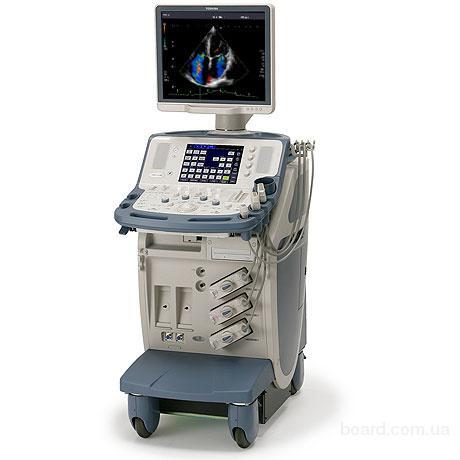 УЗИ аппарат Toshiba Xario, 2009 г, 3 датчика