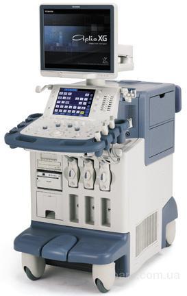 Ультразвуковой аппарат Toshiba Aplio XG, 2010
