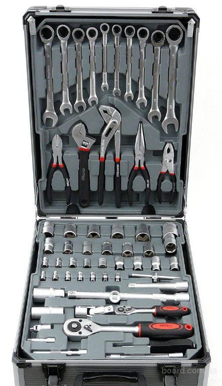 Набор инструментов 188 элементов