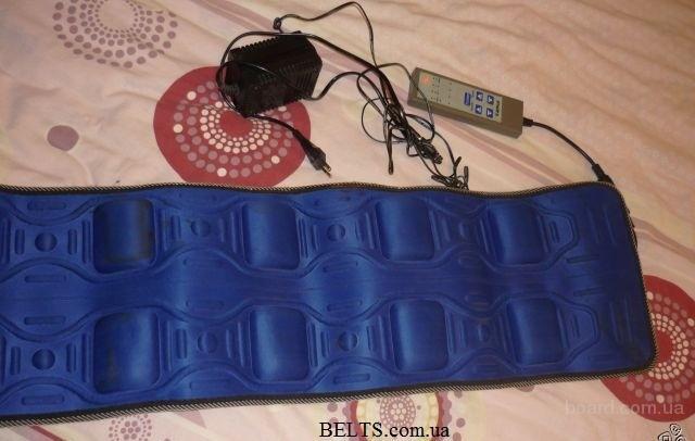 Продам.Массажный пояс для похудения waist belt Pangao PG 2001 широкий, вибромагнитный массажер Пангаи 2001