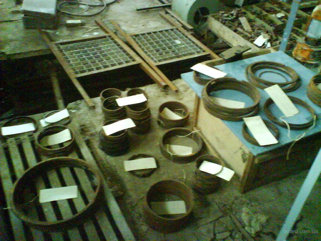 кольца кислородного компрессора 2РГ-3/350
