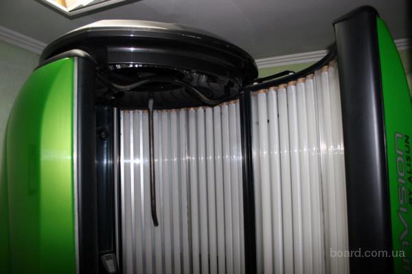 Профессиональный солярий SunVision по выгодной цене, новые лампы!