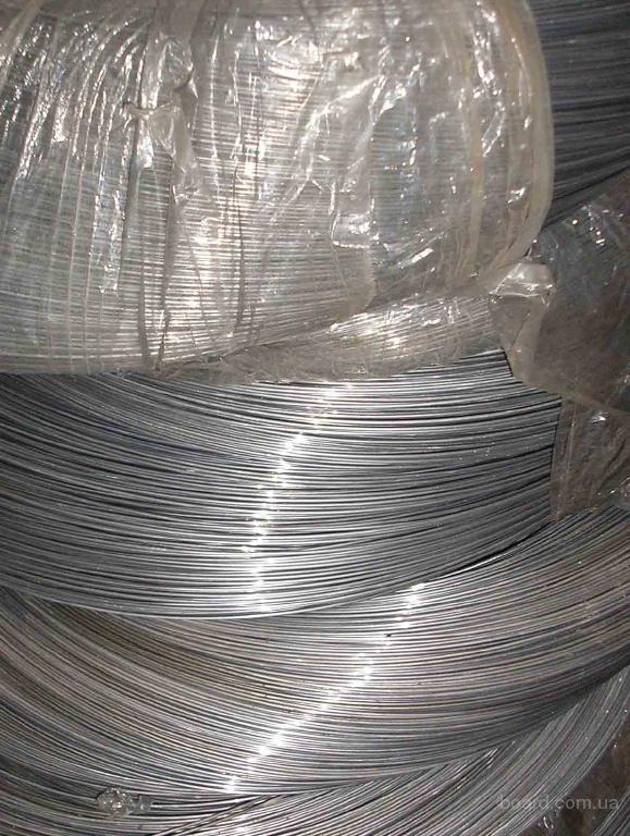 проволока алюминиевая мягкая Д1,8мм
