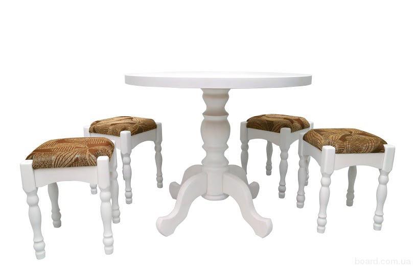 стол круглый В12