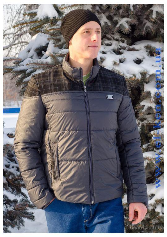 Демисезонная мужская куртка - 139 от интернет магазина EL&KEN