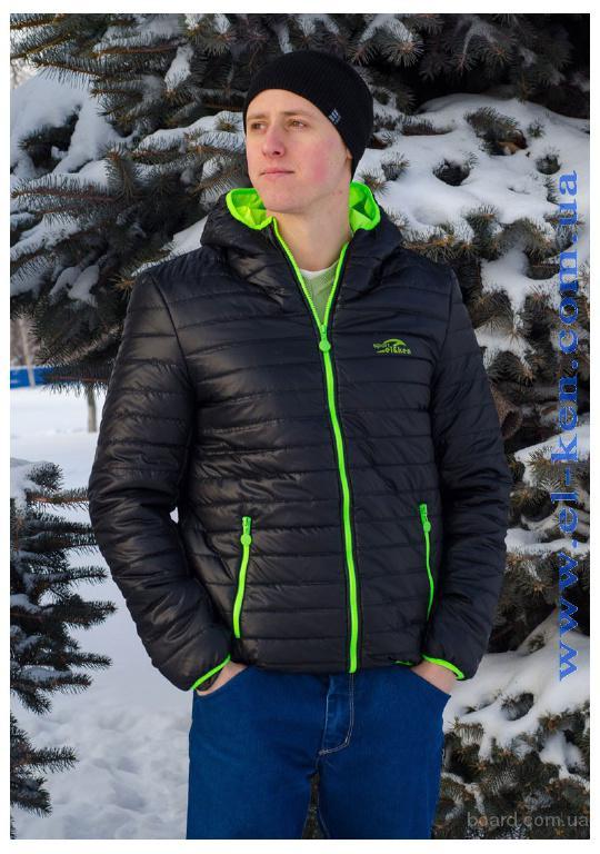 Демисезонная куртка Спорт EL&KEN - 108 от интернет магазина EL&KEN