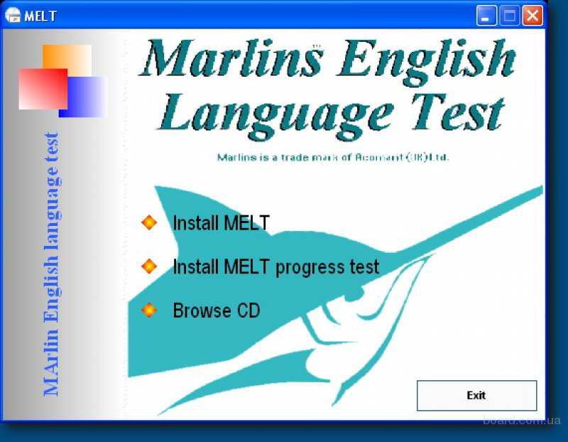Сдача Marlins, Марлинс теста для моряков