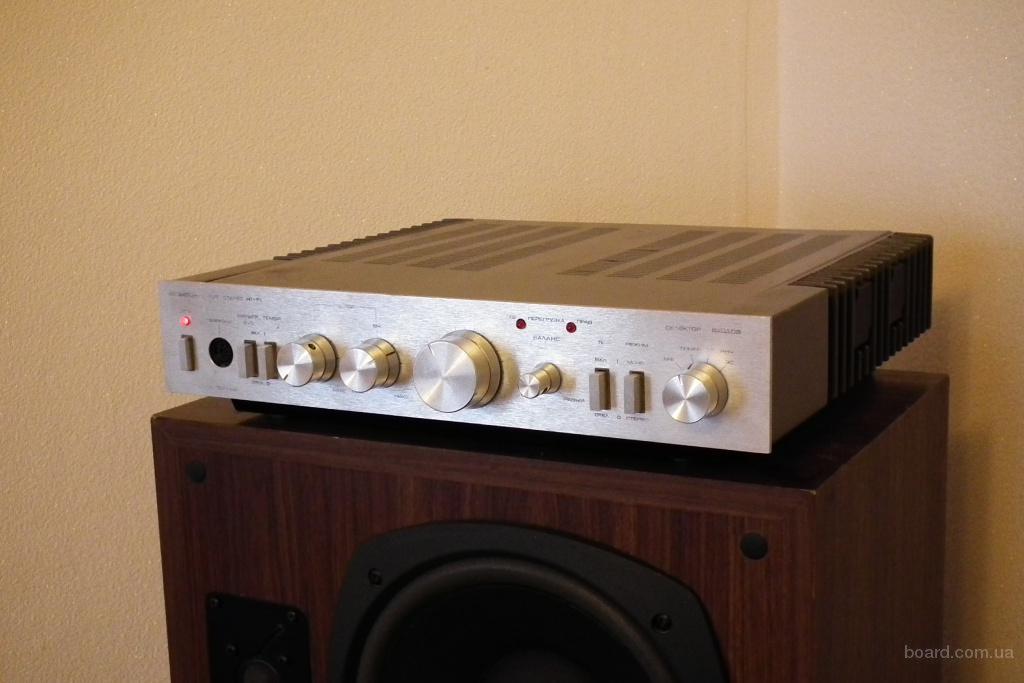 Усилитель стереофонический высшего класса Амфитон-002
