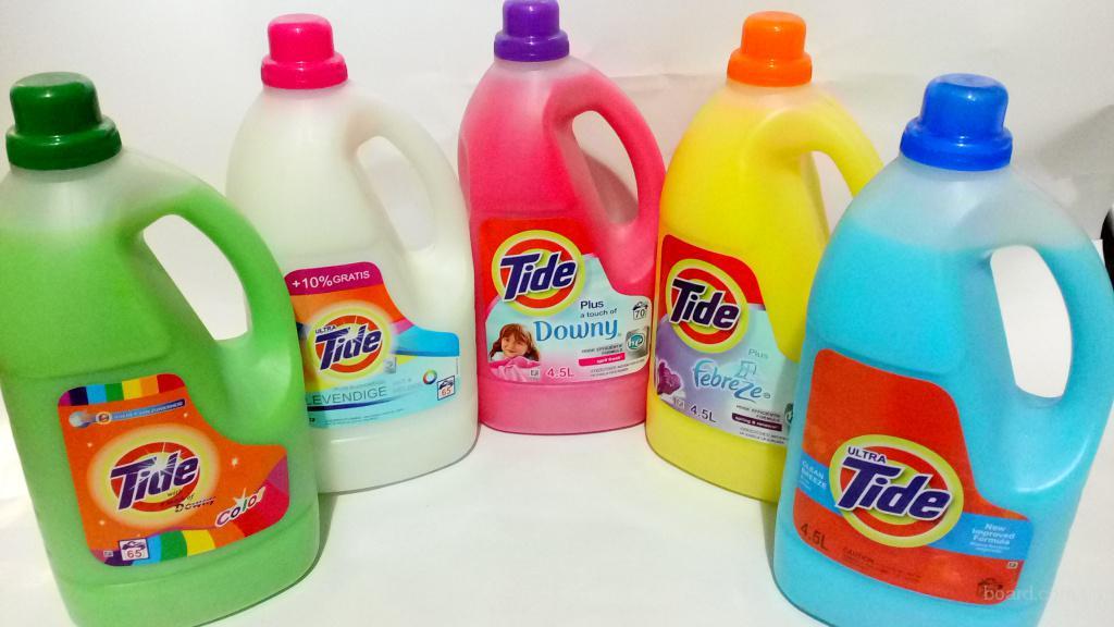 Жидкий стиральный порошок автомат Tide 4,5 л