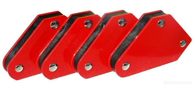 Набор магнитных держателей (комплект 4шт.) 6010