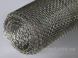 Сетка-рабица оцинкованная ПВХ 45*1,65/2,5 мм