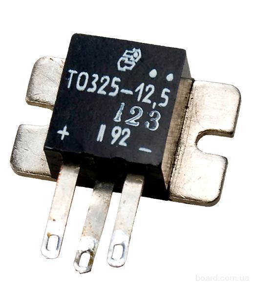 Тиристоры ТО325-12,5-12