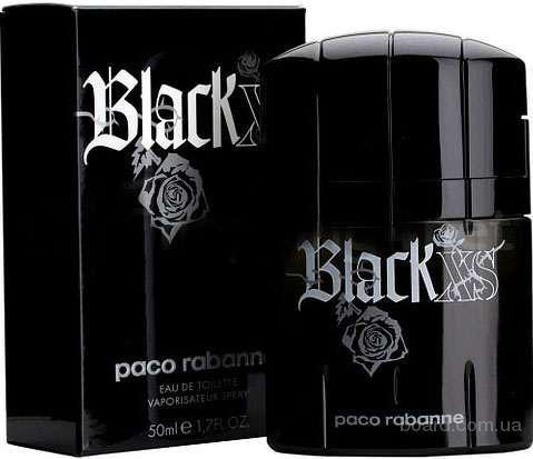 Paco Rabanne Black XS (Оригинал) (Мужской)