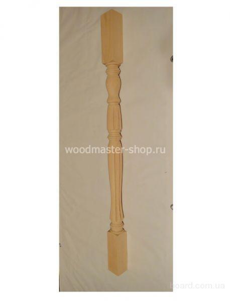 Деревянные балясины для лестниц в Санкт-Петербурге с отправкой во все регионы