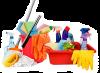 Прибирання квартир, будинків, дворів, усадбь